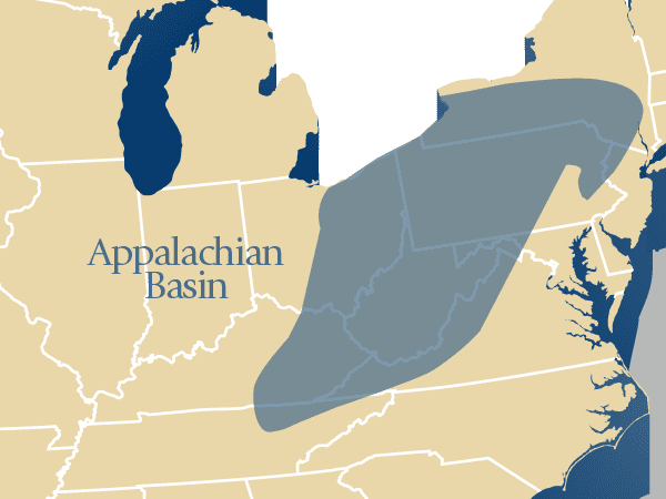 permian basin map